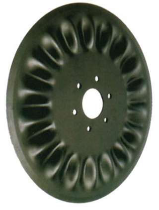 Coulter tillage discs supplied by Great Western Tillage